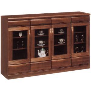サイドボード キャビネット 145 収納 リビング 木製 完成品|variefurni