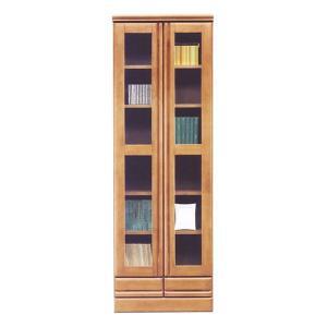 本棚 書棚 幅60cm ハイタイプ 完成品 日本製|variefurni