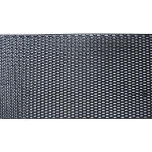 ABS樹脂 ハニカムメッシュネット黒 1200mm×400mm/グリルネット/エアロ加工|varietystore0312