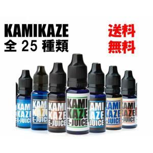 KAMIKAZE E-JUICE カミカゼ プルームテックプラス 電子タバコ リキッド メンソール ...