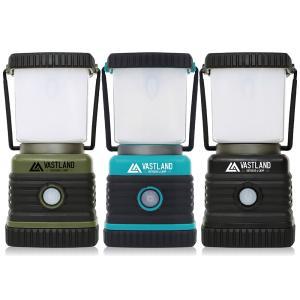 VASTLAND LED ランタン LEDランタン 1000ルーメン 電池式 暖色 白色 4種類点灯...