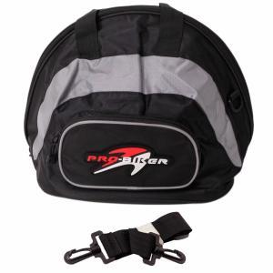 バイクバッグ ツールバッグ 大容量 ヘルメットバッグ 多機能 バイク用バッグ HELMET BAG ツールバッグ 通勤/通学/ツーリングに!バイクバッグ ブラック|vastmart
