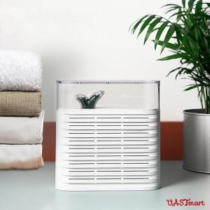 除湿器 小型 衣類乾燥 除湿機 クローゼット 無電源 繰り返し コンパクト 湿気取り 乾燥機 梅雨対...