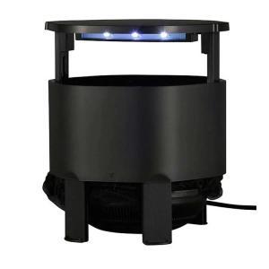 LED捕虫器  蚊取り器 捕虫器 DC5V 誘虫灯 UV光源吸引式捕虫器 蚊 害虫 寝室 居間 台所 屋内専用|vastmart