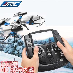 ドローン カメラ付き モニター付 ラジコン マルチコプター FPV 生中継 H29G 6軸 200W画素 宙返り Mode2 日本語説明書付|vastmart