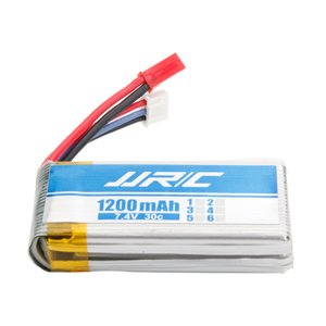 ドローン用 JJRC H28W用 リチウム電池 交換バッテリー 7.4v 1200mAh マルチコプター用  ヘリコプター用|vastmart