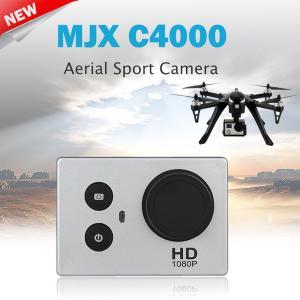 スポーツカメラ アクションカメラ ドローン用 C4000 1080P 小型 軽量 空撮カメラ MJX B3 Bugs専用カメラ 携帯便利 メモリーカード付き カメラセット