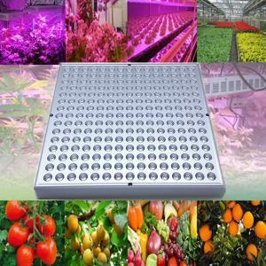 LED 植物育成  植物育成ライト 14W 225LED 植物育成パネル 水耕栽培ランプ  LEDパネル 室内 植物 照明 LEDライト|vastmart