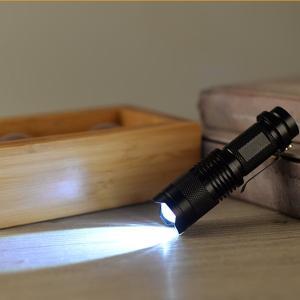 LED懐中電灯 強力 1000LM T6 懐中電灯led 最強3モード LED ハンディーライト 自転車ライト ズーム機能付|vastmart