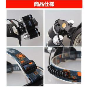 LEDヘッドライト ledヘッドライト 防災 ...の詳細画像4