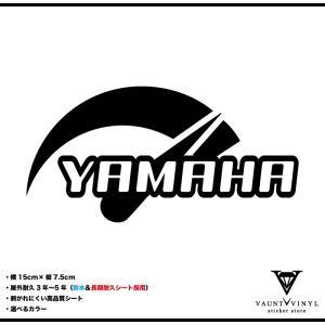 Speed YAMAHA ヤマハ ステッカー