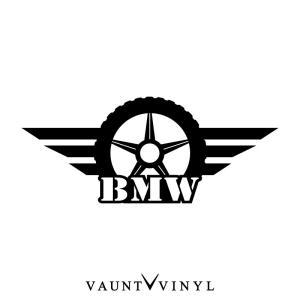 BMW ステッカー