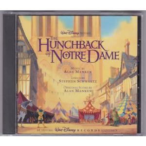 ■CD Hunchback of Notre Dame ディズニー ノートルダムの鐘 オリジナルサウ...