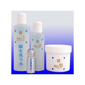 【顔を洗う水お得なセット商品】■素肌が目覚めるセット|vbn