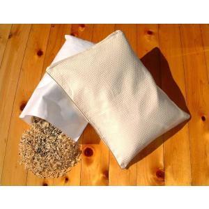 送料無料!【特許安眠枕】 檜と備長炭の癒し枕|vbn