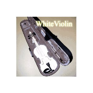 オリジナルホワイトバイオリン製作キット