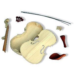 オリジナルバイオリン製作キット|vbn