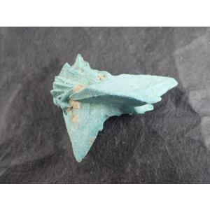 グローベライト(炭酸カルシウム) Yavapai County Arizona USA 産 寸法 : 42.0X37.6X20.5mm/15.5g|vecsutoneclub