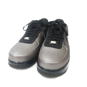 【中古】ナイキ NIKE NIKE AIR FORCE 1 FOAMPOSITE PRO LOW ス...