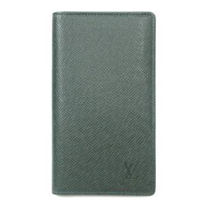 【中古】ルイヴィトン LOUIS VUITTON タイガ アジェンダ ポッシュ 手帳カバー R204...