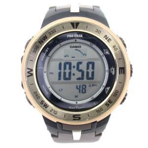 【中古】カシオ CASIO プロトレック PRO TREK 腕時計 日本自然保護協会 コラボレーショ...
