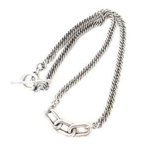 【中古】フィリップオーディベール Butler chain necklace チェーン ネックレス チョーカー アクセサリー シルバー色 F 581-7174005 【ベクトル 古着】 vectorpremium