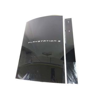 ソニー SONY PS3 プレイステーション3 CECHL00 80GB クリア・ブラック 0413【中古】【ベクトル 古着】