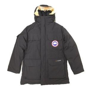 カナダグース CANADA GOOSE EXPEDITION PARKA ダウン コート ジャケット エクスペディション パーカー L 黒 ブラック vectorpremium