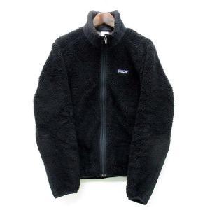 【中古】パタゴニア Patagonia レトロX フリース ジャケット ブラック 黒 S 23071...