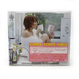 【中古】倖田來未 Koda Kumi BEST~ third universe~ & UNIVERSE 2CD + DVD 美品  【ベクトル 古着】|vectorpremium
