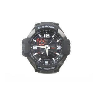 カシオジーショック CASIO G-SHOCK 腕時計 ウォッチ SKY COCKPIT スカイコックピット GA-1000-1AJF 黒 ブラック 161018 メンズ【中古】【ベクトル 古着】