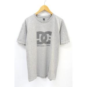 【中古】ディーシーシューズ DC SHOES ロゴ プリント 半袖 Tシャツ カットソー M  【ベクトル 古着】|vectorpremium