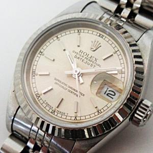 【中古】ロレックス ROLEX デイトジャスト レディース腕時計 69174 L番 レディース 【ベクトル 古着】|vectorpremium