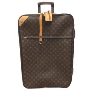 【中古】ルイヴィトン ペガス70 M23248 キャリーバッグ キャリーケース スーツケース 旅行カバン モノグラム ブラウン 茶 メンズ レディース 【ベクトル 古着】|vectorpremium