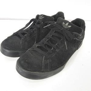 アディダス adidas スニーカー 靴 紐靴 スウェード ...