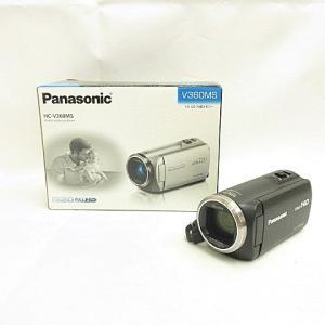 パナソニック Panasonic デジタルハイビジョンカメラ ビデオカメラ HC-V360MS ■O...