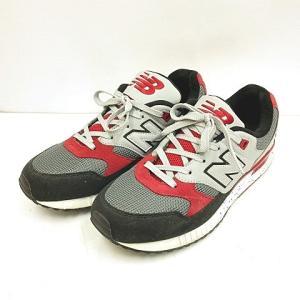 【中古】ニューバランス NEW BALANCE 16SS M530PSB スニーカー シューズ 靴 ...
