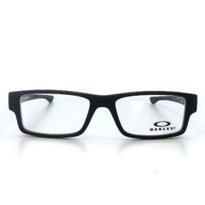 【中古】未使用品 オークリー OAKLEY OY8003-0148 AIRDROP XS エアドロップ XS キッズ メガネ フレーム めがね 眼鏡 スクエア 黒 48□14 126 【ベクトル 古着】|vectorpremium