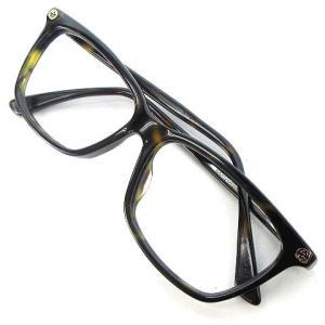 【中古】グッチ GUCCI GG0042OA 002 眼鏡 メガネ フレーム べっ甲柄 鼈甲柄 ウェリントン バンブルビー ハチ 蜂 ブラウン系 茶系 55□13-145【ベクトル 古着】|vectorpremium