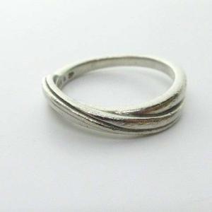 ヨンドシー 4℃ 指輪 リング シンプル SILVER シルバー 13号 0428 IBS14 レディース 【中古】【ベクトル 古着】|vectorpremium