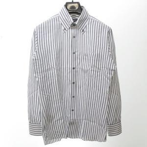【中古】バーバリーブラックレーベル BURBERRY BLACK LABEL シャツ ワイシャツ 長...