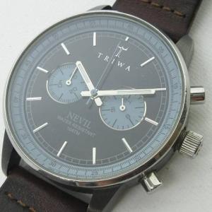 【中古】TRIWA トリワ Walter Nevil  ウォルター ネビル NEST103 腕時計 ...