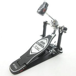 【中古】未使用品 TAMA IRON COBRA 900 SINGLE PEDAL HP900PN ...