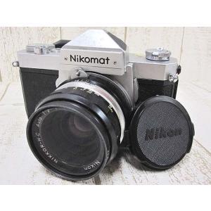 ニコン Nikon ニコマート Nikomat マニュアル 一眼レフ ボディ カメラ 本体 現状品 ■171112NM-7953B【中古】【ベクトル 古着】