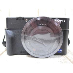 ソニー SONY DSC-RX100 Cyber-shot  デジタルスチルカメラ サイバーショット...