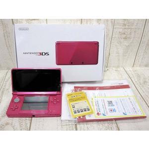 ニンテンドー Nintendo 3DS 本体 CTR-001...