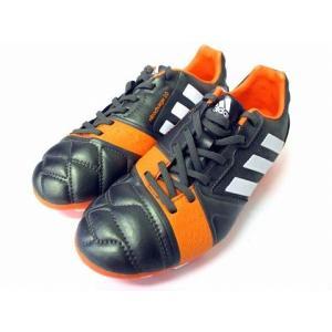 アディダス adidas ナイトロチャージ サッカー トレーニングシューズ カーキ オレンジ  21.5 シューズ 子供靴 190616IS12B キッズ 【中古】【ベクトル 古着】|vectorpremium