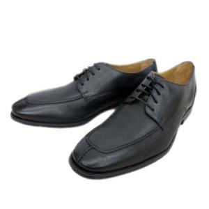 未使用品 コールハーン COLE HAAN ADAMS SPLIT.OX.IIビジネス ドレス シューズ 靴 レザー 外羽根 Uチップ 黒 6W メンズ メンズ 【中古】【ベクトル 古着】|vectorpremium