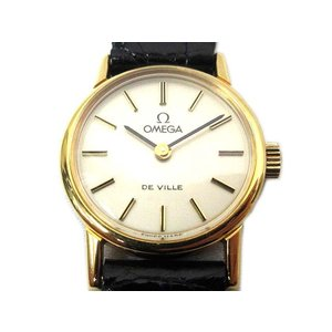 オメガ OMEGA 腕時計 デビル DE VILLE 手巻き...