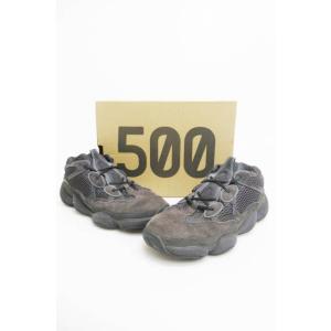 【中古】アディダス adidas by Kanye West YEEZY 500 F36640 イー...